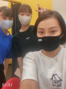 K-POPクラスに生徒さんが来た/KARENブログ