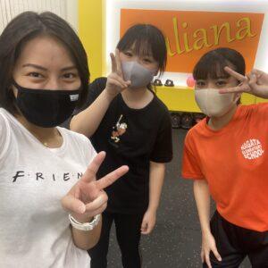 沖縄で笑顔になれるダンススタジオ